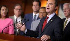رئيس الاستخبارات بمجلس النواب الأميركي: يجب عزل ترامب وعدم توليه المنصب مرة أخرى