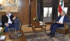 بري يستقبل وزيرة العدل وبويز بعد اللقاء: الوضع دقيق للغاية