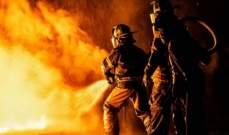 ارتفاع حصيلة ضحايا حريق مصنع المتفجرات الروسي إلى 15 قتيلا