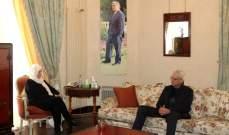 الحريري تابعت مع السعودي والصمدي موضوع تجهيز المستشفى الحكومي