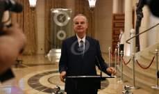 جورج عدوان: لا أمل بالإصلاح بوجود المنظومة المتحكمة