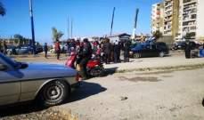 اعتصام في طرابلس رفضا لقرار الإقفال العام