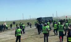 خارجية فلسطين: نقل المهندسين الفلسطينيين والعرب في كازاخستان إلى قاعدة عسكرية