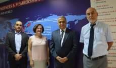 طرابلسي: لعصرنة توجهات قطاع التعليم العالي وإشراك الجامعات الشابة بمناقشة القرارات