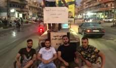 النشرة: شباب بمخيم نهر البراد أعلنوا الاضراب عن الطعام حتى التراجع عن قرار اجازة العمل