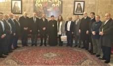 درويش عرض مع رئيس الجامعة اللبنانية انشاء المجمّع الجامعي في زحلة
