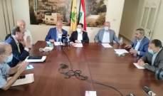 تكتل بعلبك الهرمل: لا أمل بالخروج من الأزمات بدون حكومة إنقاذ