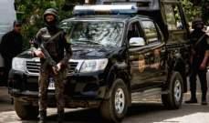 الجزيرة: مسلحون يستهدفون آلية عسكرية للجيش المصري جنوب غربي رفح