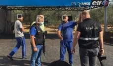 دوريات على محطات المحروقات في الكورة والجومة