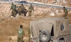 اصابة فلسطيني واعتقال ثلاثة بعد مواجهة مع الجيش الاسرائيلي في الضفة
