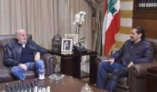 بين جنبلاط والحريري... ما هو مصير المقعد الدرزي في بيروت؟