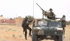 الجيش التونسي حذر من إستخدام القوة ضد من يعتدي على أفراده أو يقف بوجههم