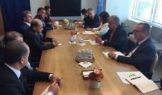 الرئيس عون طلب من غوتيريس الدعم ليكون لبنان مركزا لحوار الأديان والحضارات