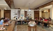 بلدية صيدا استضافت ورشة عمل حول موازنة البلديات