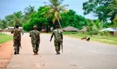 متشددون يستولون على جزيرتين قريبتين من مشروع مهم للغاز في موزمبيق