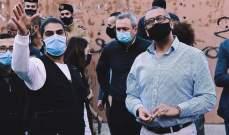 وزير شؤون الشرق الأوسط البريطاني: لبنان على شفير عدم استطاعته إطعام نفسه