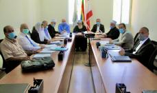المجلس المذهبي:للاستفادة من المبادرة الفرنسية للخروج من الواقع المأزوم