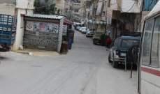 النشرة: التزام بالاقفال ومنع التجمعات في مخيم عين الحلوة