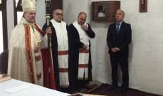 عون ترأس قداس مار مارون في مار بطرس جبيل: لتكن المناسبة وقفة ضمير