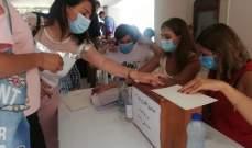الجمعية العمومية لنقابة الممرضات والممرضين: فوز المرشحة ريما إميل ساسين بمركز نقيبة