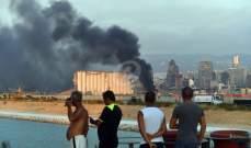 فرضية إسرائيل في تفجير مرفأ بيروت!
