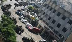 تعزيزات أمينة للجيش في منطقة الشويفات
