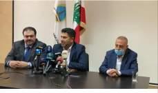 وزير الطاقة والسفير العراقي واكبا تفريغ 34 صهريج مازوت في منشأة الزهراني