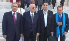 لقاء للوفد اللبناني في انقرة: لوضع خطط دولية مشتركة لمحاربة الارهاب