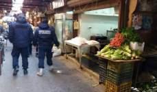 شرطة بلدية طرابلس صادرت لحوما غير مختومة وسطرت محاضر ضبط بحق مخالفين