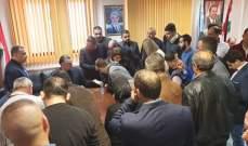 حبيش أعلن تأمين الأموال لتنفيذ الأوتوستراد العربي: للإقلاع عن سياسة الإنقسامات