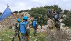النشرة: الجيش واليونيفيل قاموا بالكشف على المنطقة التي اختطف منها الراعي أمس