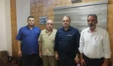 حماس تلتقي القوى والفصائل الفلسطينية والإسلامية في مخيم عين الحلوة
