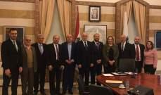 يعقوب بعد لقاءه وزير الداخلية: حان الوقت لتشكيل أحزاب سياسية شبابية