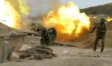 قصف ليلي عنيف استهدف عاصمة إقليم ناغورني قره باغ