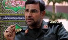 قائد بالحرس الثوري: أقمنا قواعد صواريخ تحت الأرض على سواحل الخليج وخليج عُمان