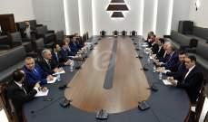 مصادر المردة للشرق الأوسط: لقاء الصيفي ليس موجها ضد أحد وغير مرتبط بالانتخابات الرئاسية