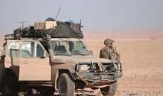الحشد الشعبي:الجيش الأميركي نشر قواته البرية على الحدود مع سوريا والأردن