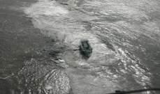 خفر السواحل الفلبيني ينقذ  مئات ركاب عبارة انقلبت في مانيلا