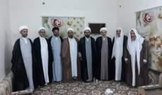 لقاءات لبعثة المجلس الاسلامي الشيعي الى الحج في مكة المكرمة