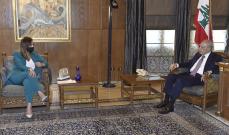 عبد الصمد زارت بري: اقترحت موضوع المتعاقدين بوزارة الاعلام حتى يشملهم نظام التقاعد