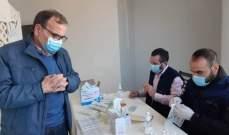 انطلاق عملية التلقيح لمسني مستشفى دار السلام التابع لجمعية جامع البحر