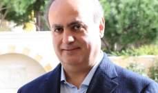 وهاب: ابلغني وزير الصحة رفض الشركات المصنعة للقاح تسليمه لشركات خاصة