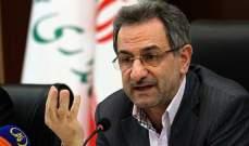 محافظ طهران أعلن اعتقال نحو ألفي شخص خلال الاحتجاجات الأخيرة بإيران