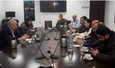 جيروزاليم بوست: 7 صحافيين من أصول عربية بينهم لبناني زاروا الكنيست