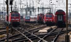 إعصار يوقف حركة القطارات في ألمانيا