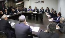 لقاء الجمهورية: لتسهيل مهمة الحريريوعدم دفعه إلى الاعتذار