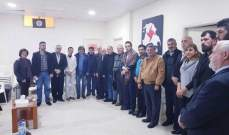 لقاء الاحزاب والقوى الوطنية في الشوف: القدس عاصمة فلسطين الابديه