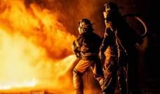 7 قتلى و10 مصابين و9 مفقودين جراء انفجار وحريق في مصنع بمقاطعة ريازان الروسية