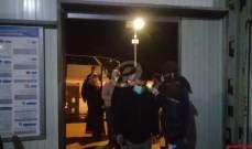 النشرة: 65 لبنانيا وصلوا إلى معبر المصنع قادمين من إيران عبر مطار دمشق