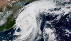 إصابة 18 شخصا وانقطاع التيار الكهربائي بسبب إعصار قوي ضرب جنوب اليابان